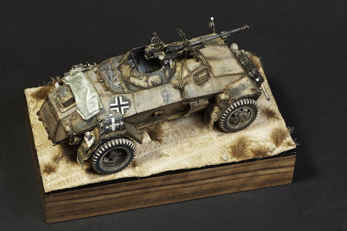 TRACK-LINK / Gallery / Sd.Kfz.221