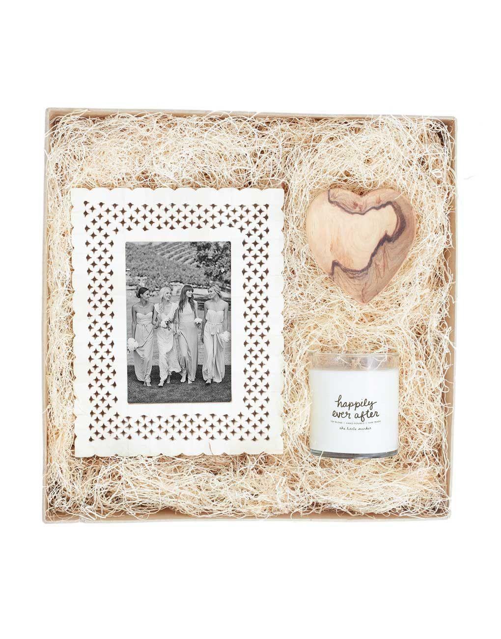 Fair trade wedding gift box the little market gifts pinterest