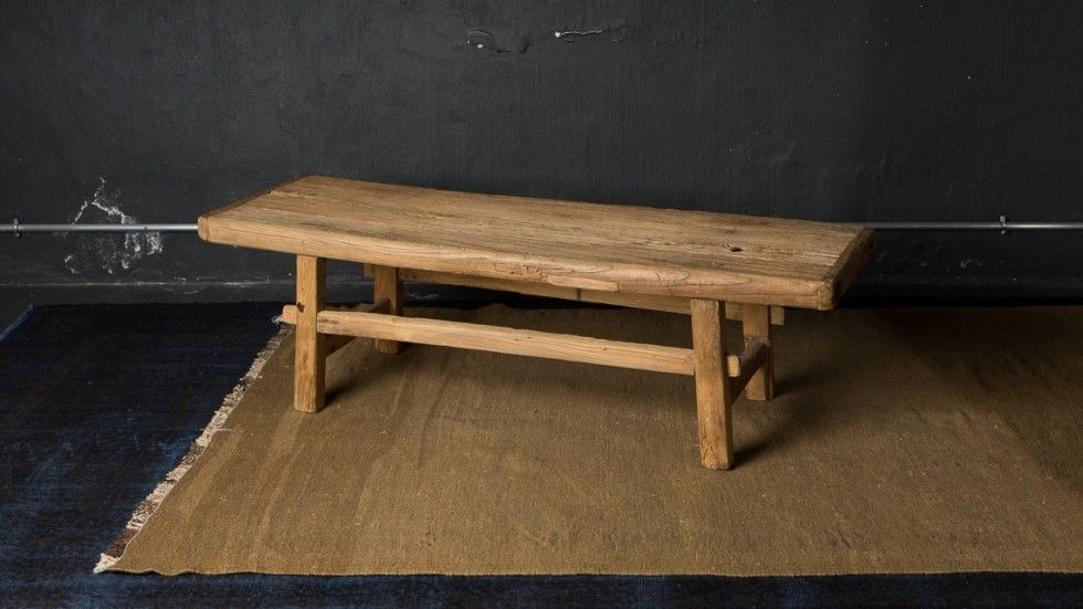 nouvelle arrivee 13f15 790d1 TABLE BASSE ORME ANCIEN | bench en 2019 | Table basse, Table ...