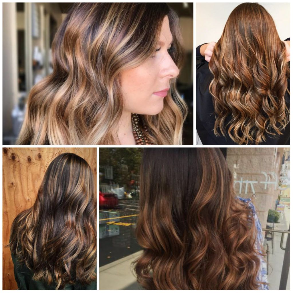 New Tiger Eye Hair Color Ideas For 2017 Stuff Pinterest Hair