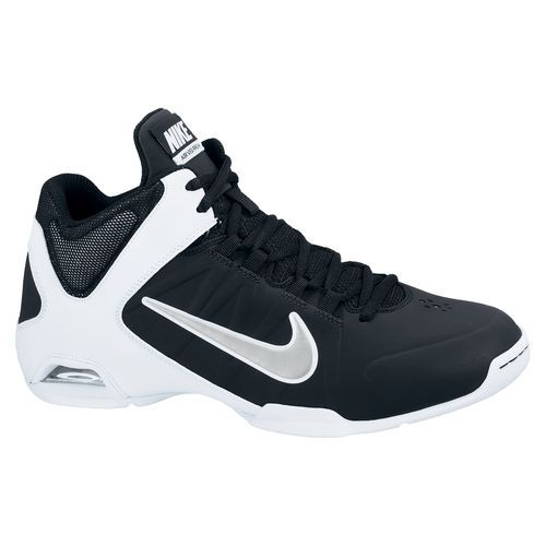 Shop Women's Nike Black White size Athletic Shoes at a discounted price at  Poshmark. Description: Women's Nike Air Visi Pro Cleaned them after pic and  are ...