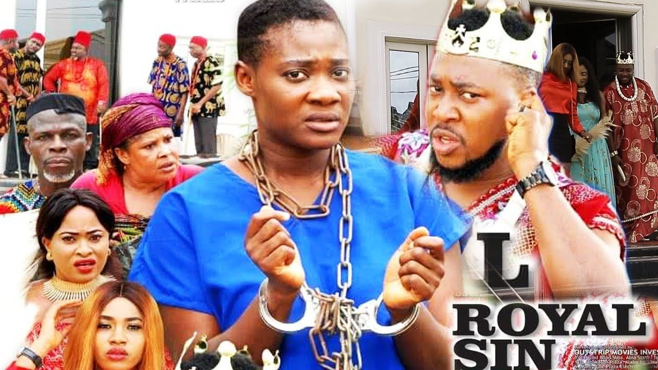 Royal Sin Season 1 New Movie Mercy Johnson 2019 Latest