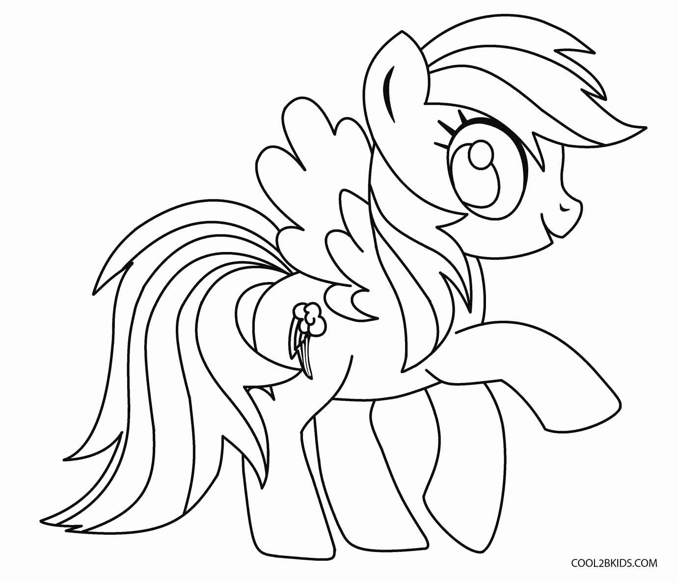 21 My Little Pony Coloring Book in 2020 My little pony