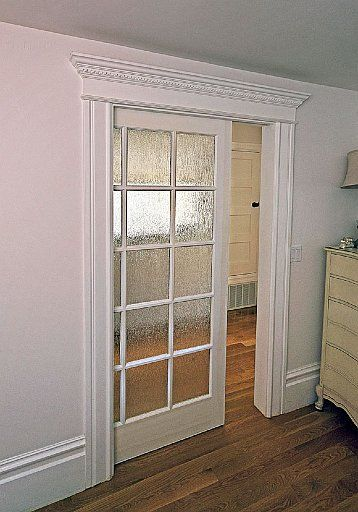Pocket Door Wish List: One For My Laundry Room, And One To Separate My  Kitchen/dining Room. Gotta Be A French Door, Too!