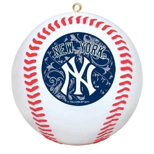 new york yankees ornament mlb replica ny baseball christmas holiday decoration christmas ornaments top brands artists designer names