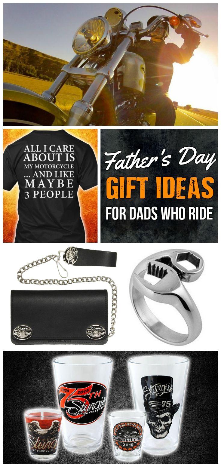 Biker Dad Mens T-Shirt Superbike Motorbike Bikes Fathers Day Christmas Gift