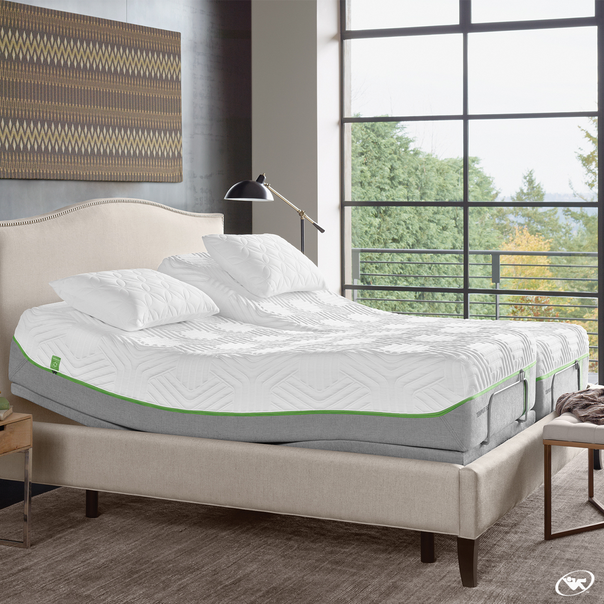 Sleep easier throughout the night with a TempurPedic