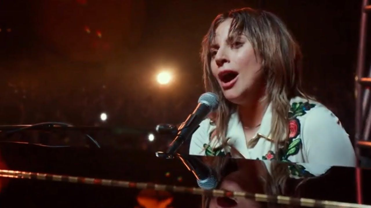Always Remember Us This Way A Star Is Born Lady Gaga Youtube