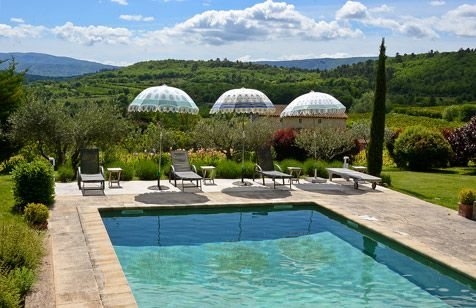 Goult, Provence Holiday Rental Villa With Pool   Bellvue |  Www.theluberon.com