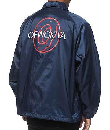 e4f86c35d8ff Odd Future OFWGKTA Coach Jacket