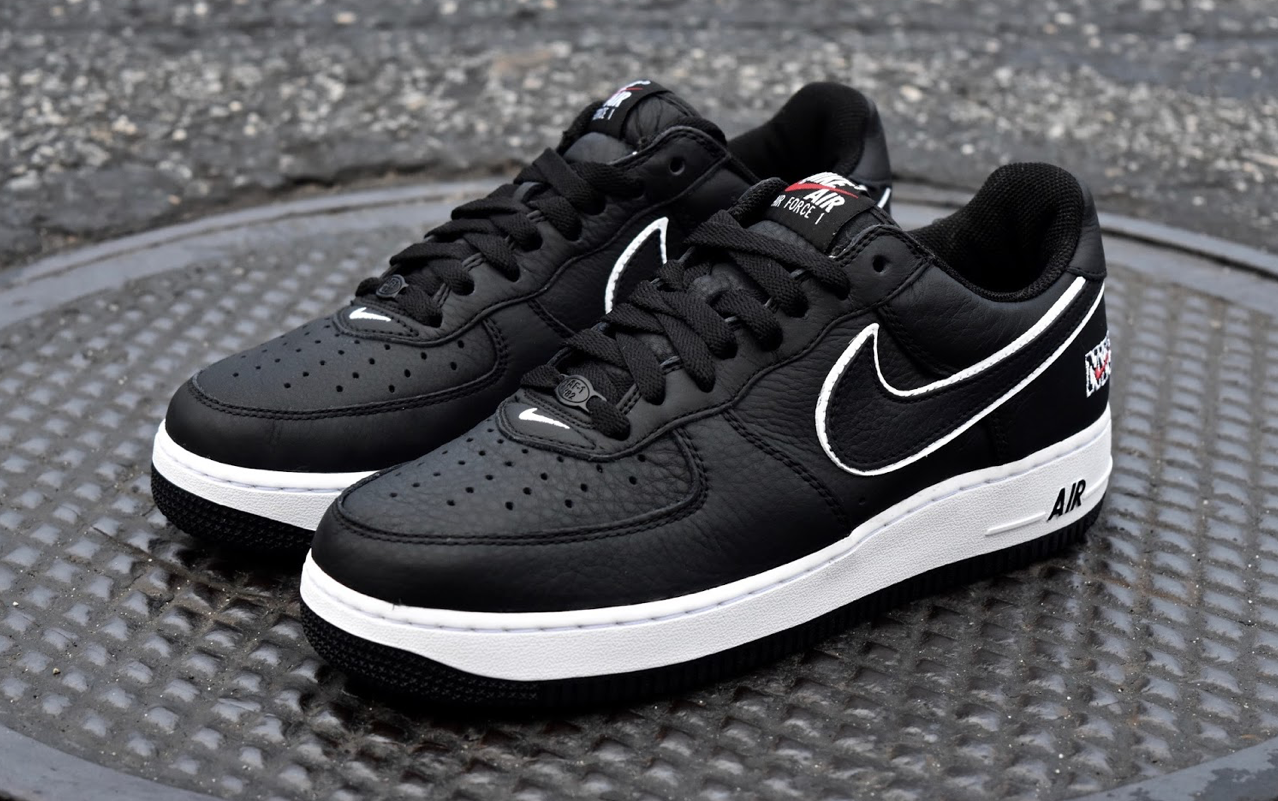 sale retailer dae9f 1ad43 The Nike Air Force 1 Low NYC Is Releasing This Weekend