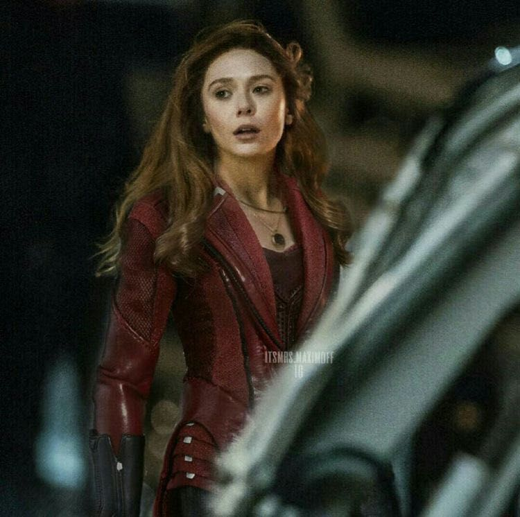 Solo Act Chapter Four Scarlet Witch Elizabeth Olsen Scarlet Witch Scarlet Witch Marvel