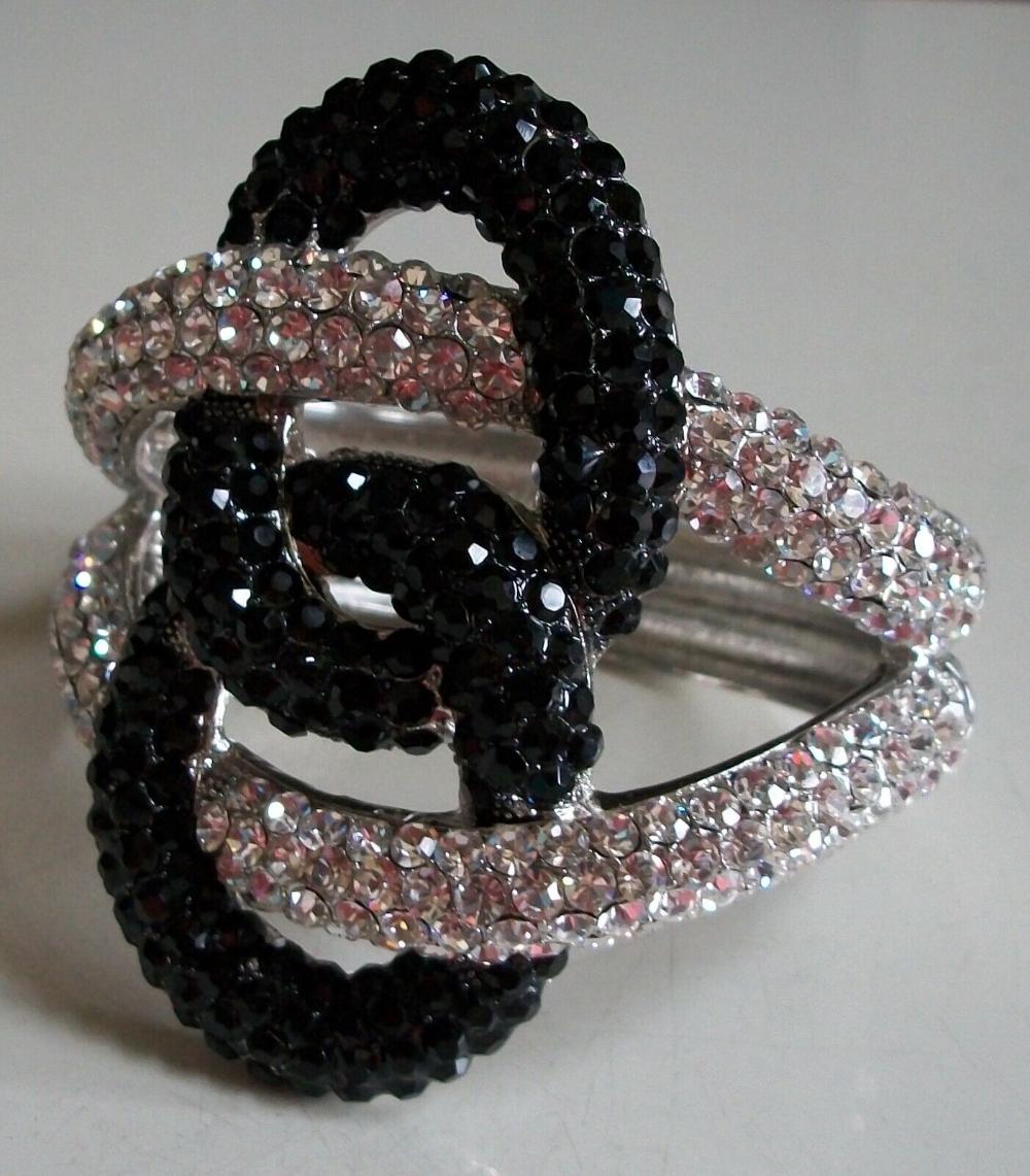 Women/'s Fashion Crystal Rhinestone Bracelet