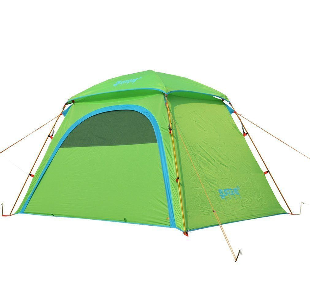 HIMALAYA Family C&ing Tent 3-4 Persons Waterproof Double-deck Canopy Awning Outdoor for  sc 1 st  Pinterest & HIMALAYA Family Camping Tent 3-4 Persons Waterproof Double-deck ...