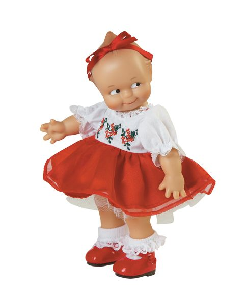 Hello Count Your Beans Blog visitors!   We have great news! We just received the following 6 New Kewpie dolls  into inventory at Count You...