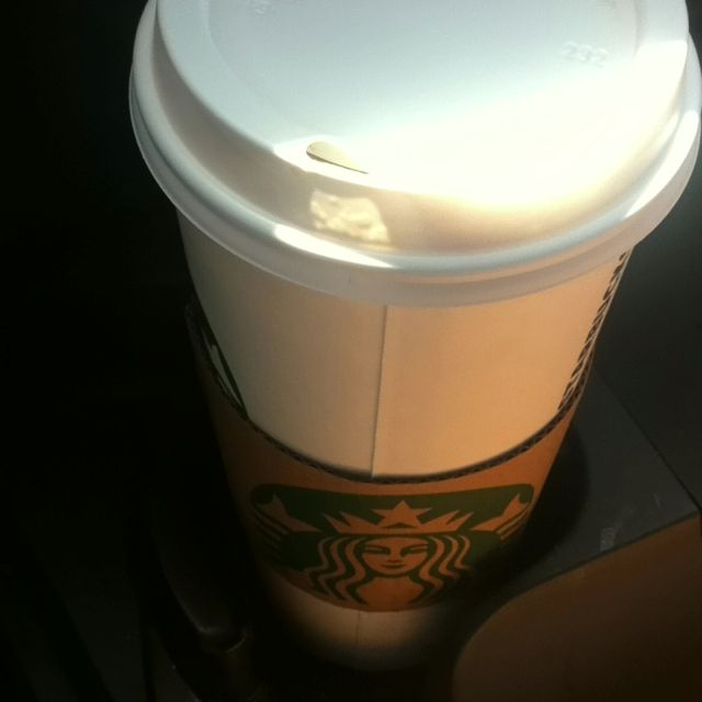 Soy Latte. Delish. (With Images)
