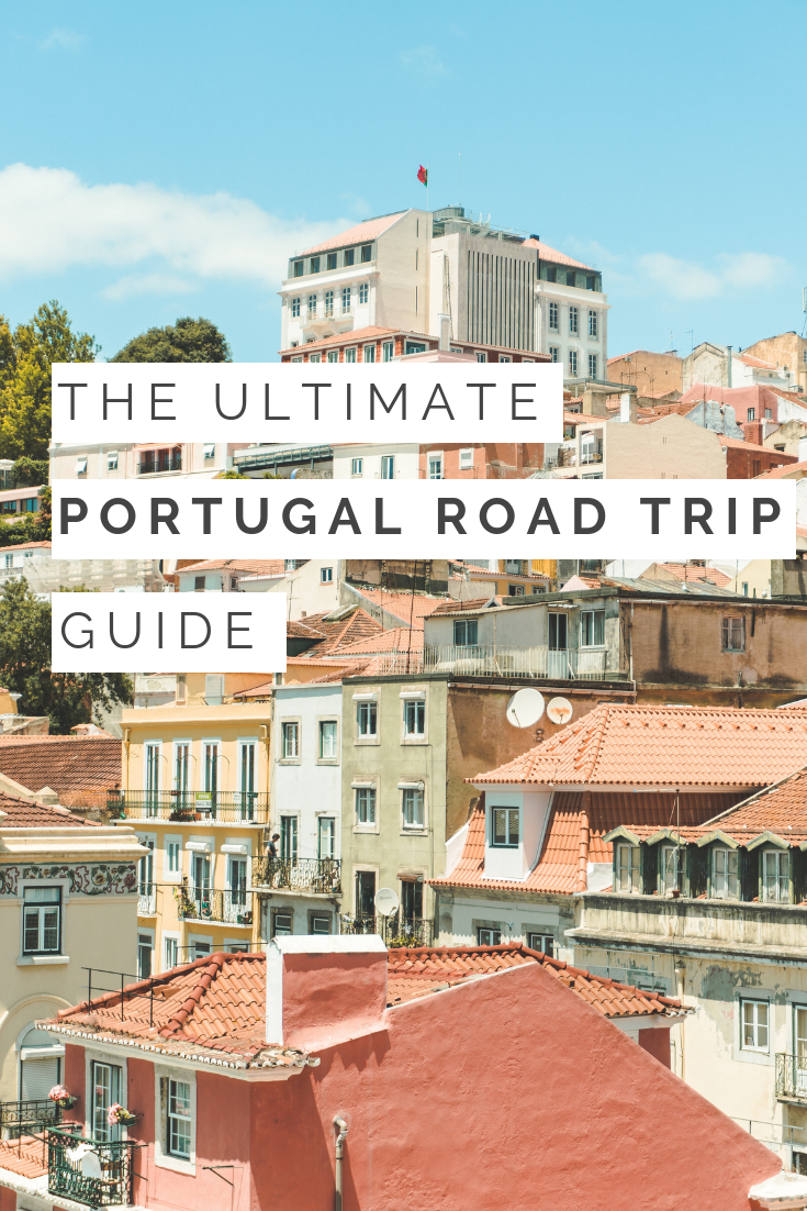 Portugal road trip - The ultimate Porto to Lisbon drive #westcoastroadtrip