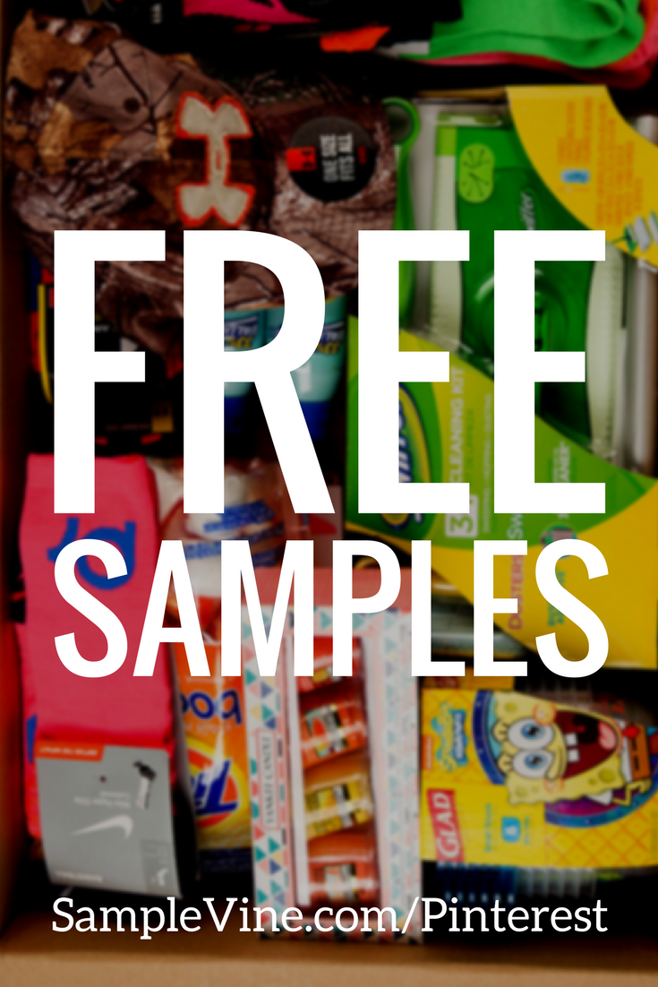 Free samples coupons and other free stuff by mail