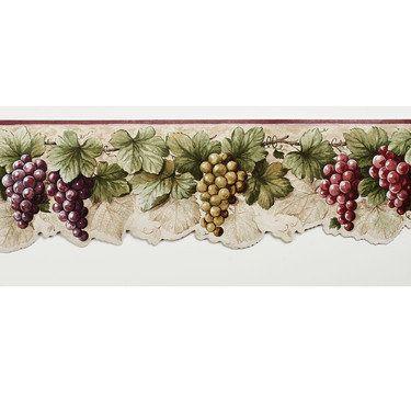 Fruits Wallpaper Border GH74101B