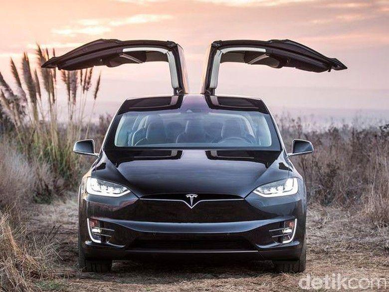 Berapa Harga Suv Listrik Tesla Model X Di Indonesia Dengan
