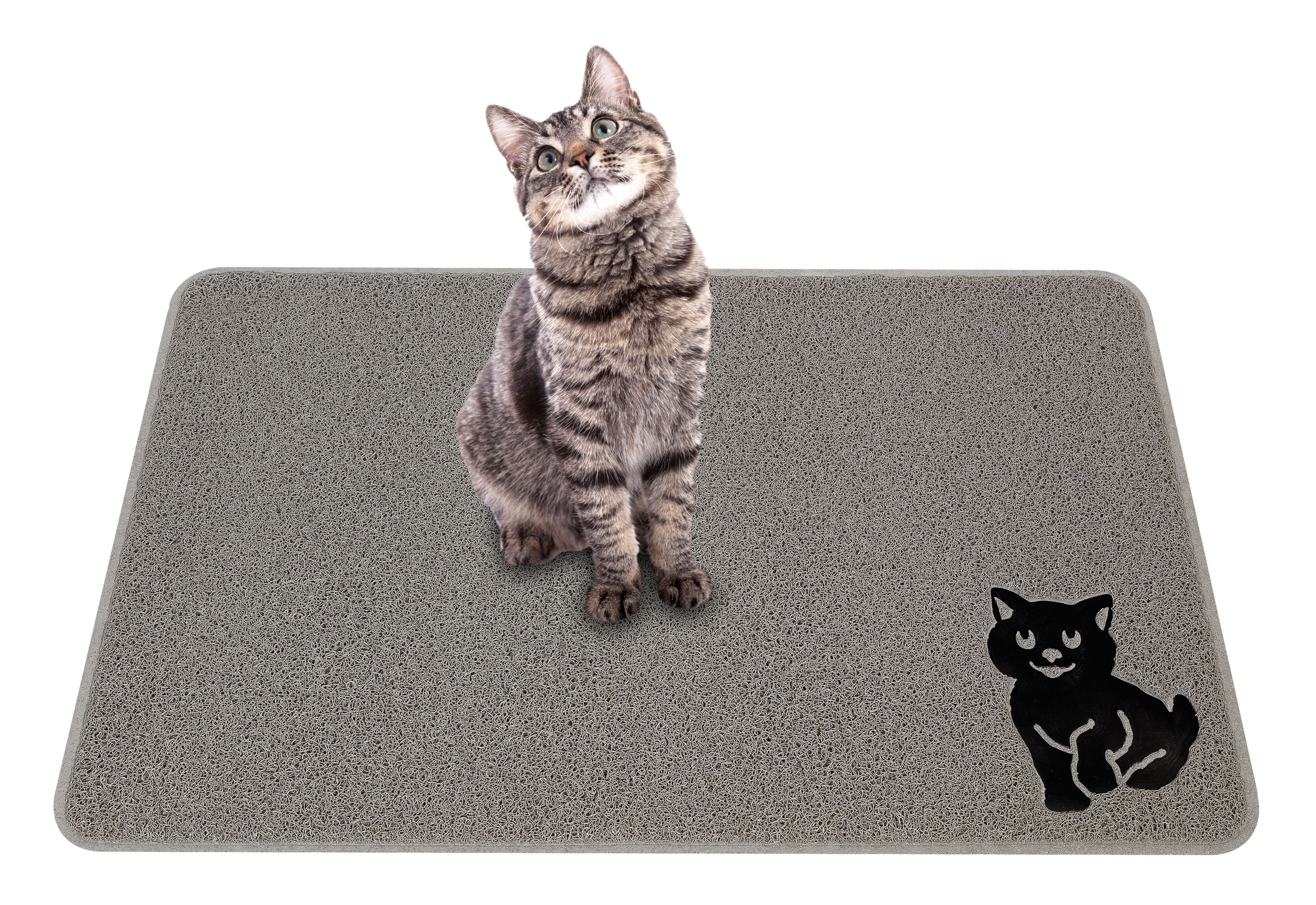 strauss with amazing cat mat litter mm yoga from good mats the
