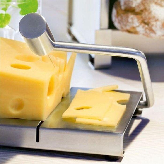 Ункальный нож для нарезки сыра | Нержавеющая сталь