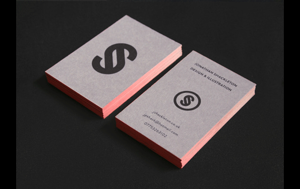 Graphic Designer Business Card Examples