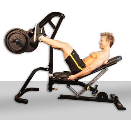 a gym press heavy multi powertec duty system nz bench weight fitness