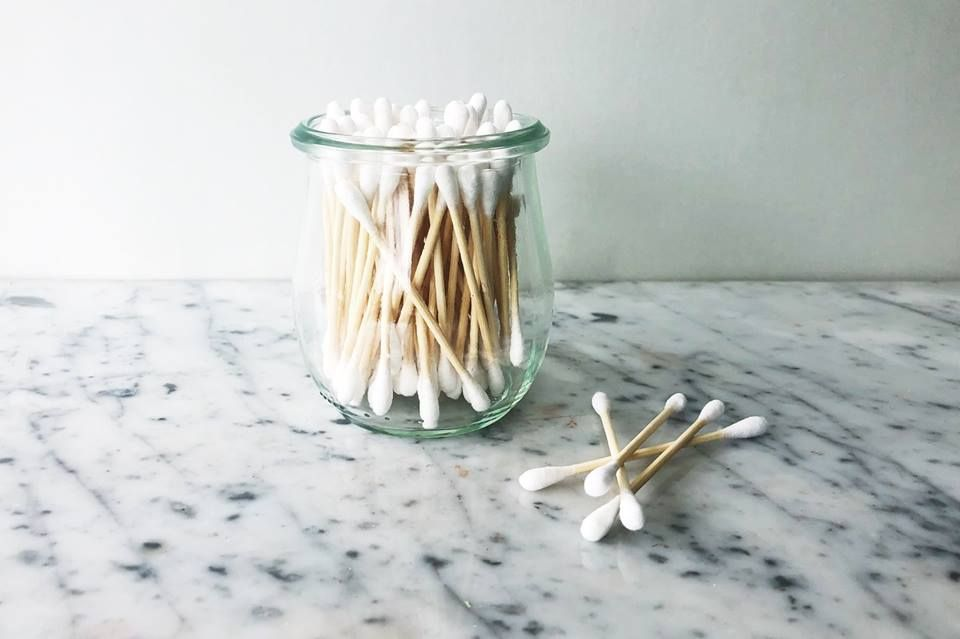 Bamboo Cotton Buds Pack Of 200 Biome Eco Stores Cotton Buds Biodegradable Products Bamboo