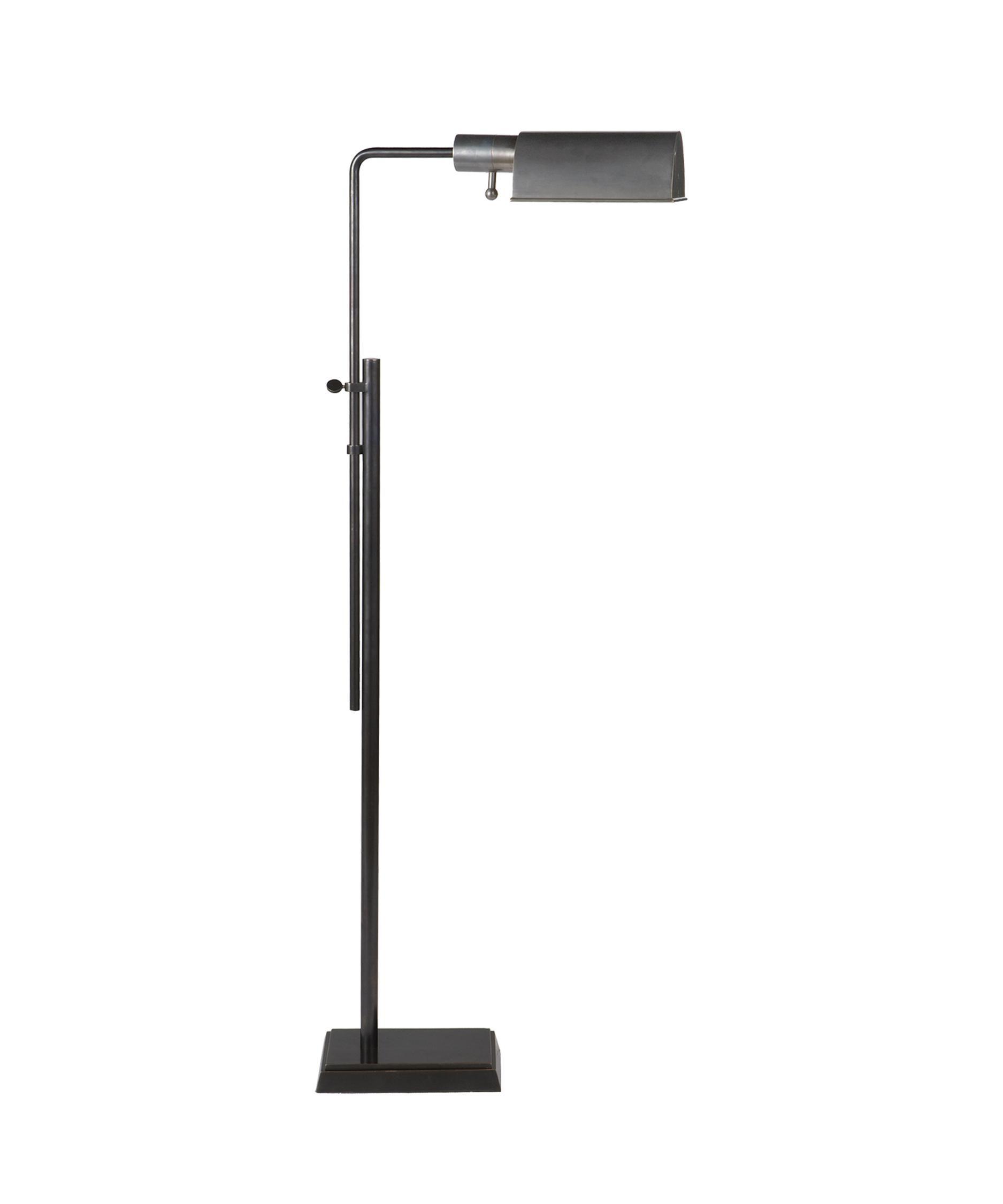 Thomas O Brien Pask 37 Inch Reading Lamp Capitol Lighting Floor Lamp Task Floor Lamp Lamp