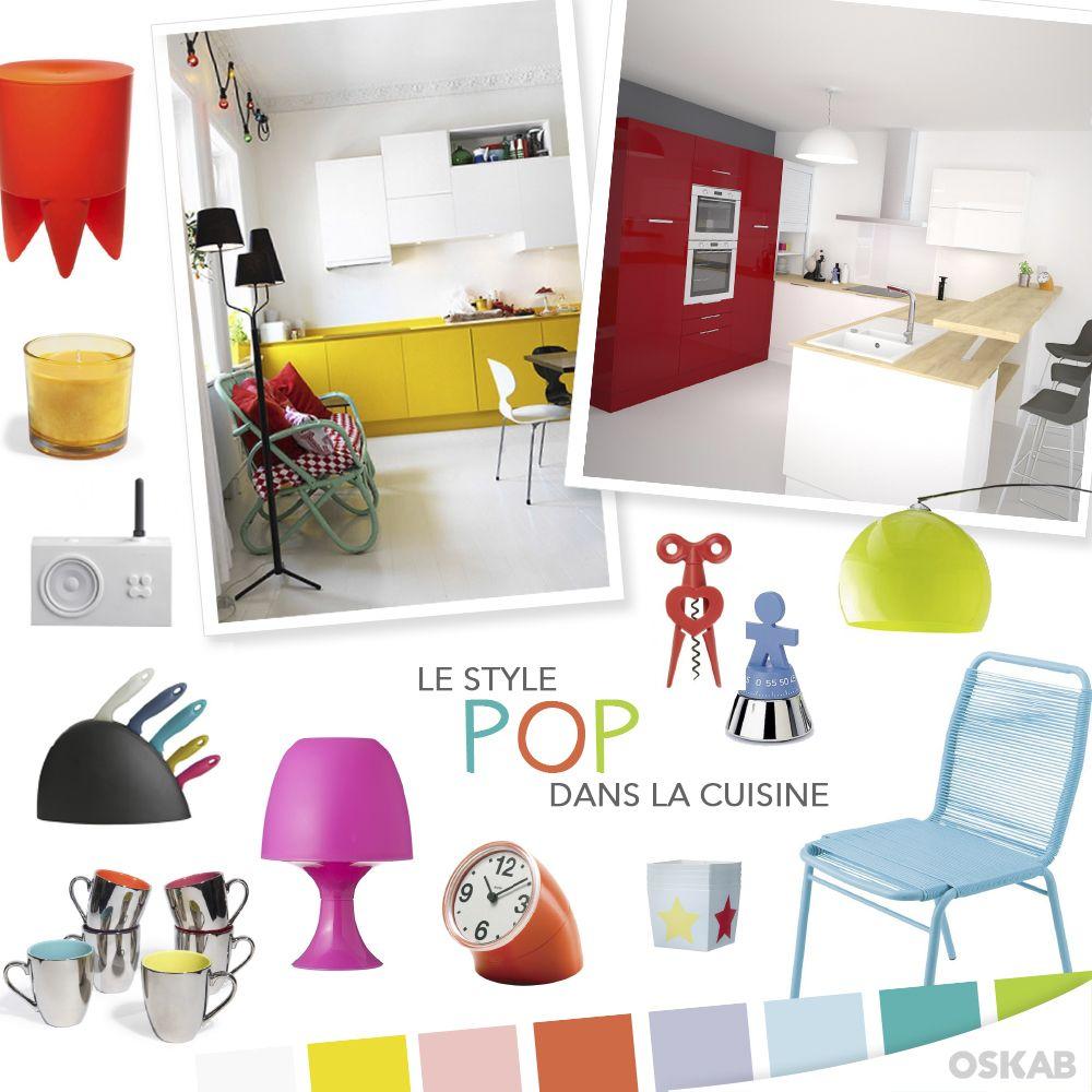 mod le de cuisine quip e moderne am ricaine magazine layouts. Black Bedroom Furniture Sets. Home Design Ideas