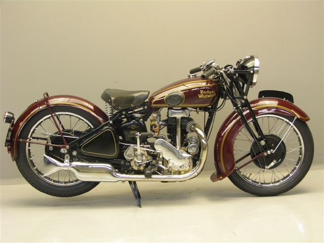 32 Rudge Whitworth Classic Motorcycles Classic Bikes Vintage