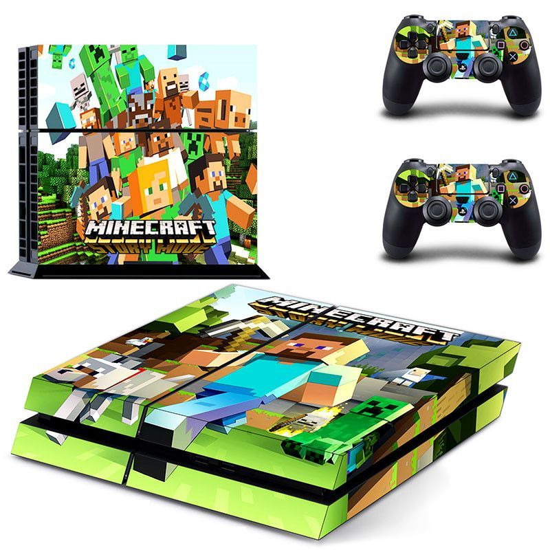 minecraft connect hopper to chest ps4