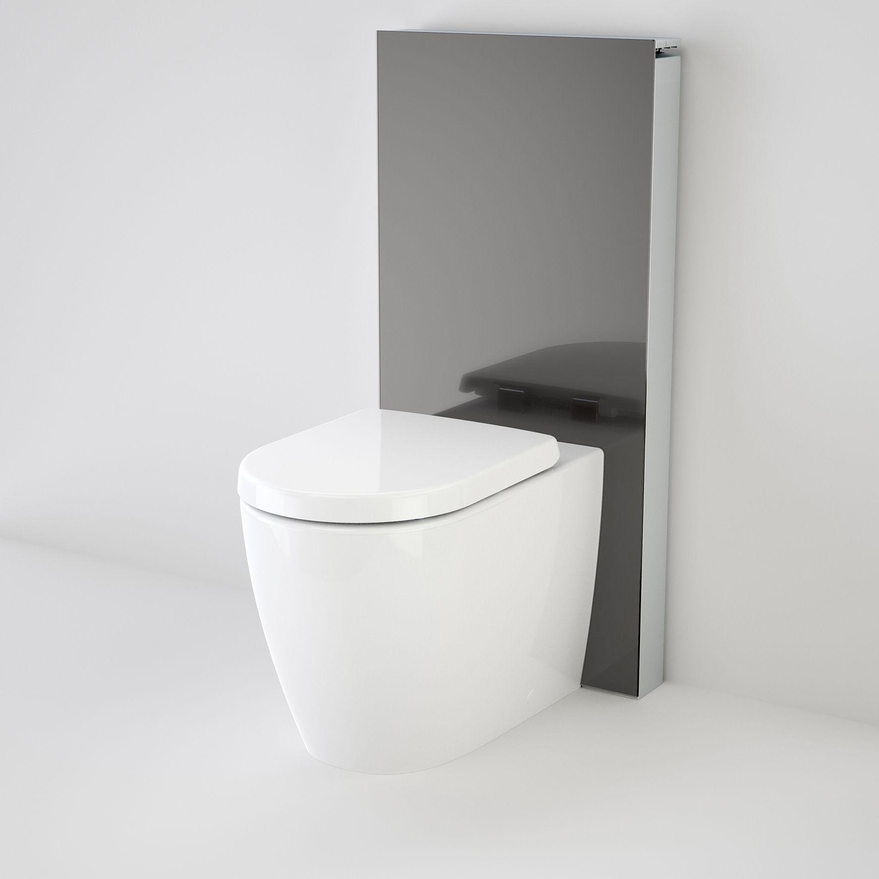 Caroma Puro Urbane Wall Faced Toilet Suite http://www.caroma.com.au ...