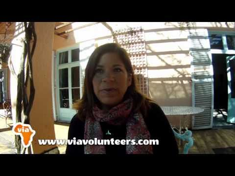 Volunteer  abroad with Via Volunteers in South Africa and make a difference!  https://www.viavolunteers.com/volunteer-project-testimonials-south-africa Christina (from the USA) volunteered at the Great White Sharks and Conservation Project in Kleinbaai, a couple of hours from Cape Town.