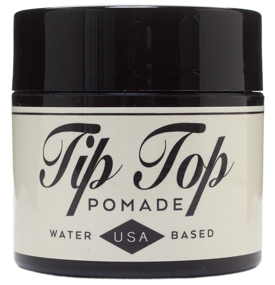 Tip Top Original Formula Pomade Water Based Pomade Greaser Style Tips