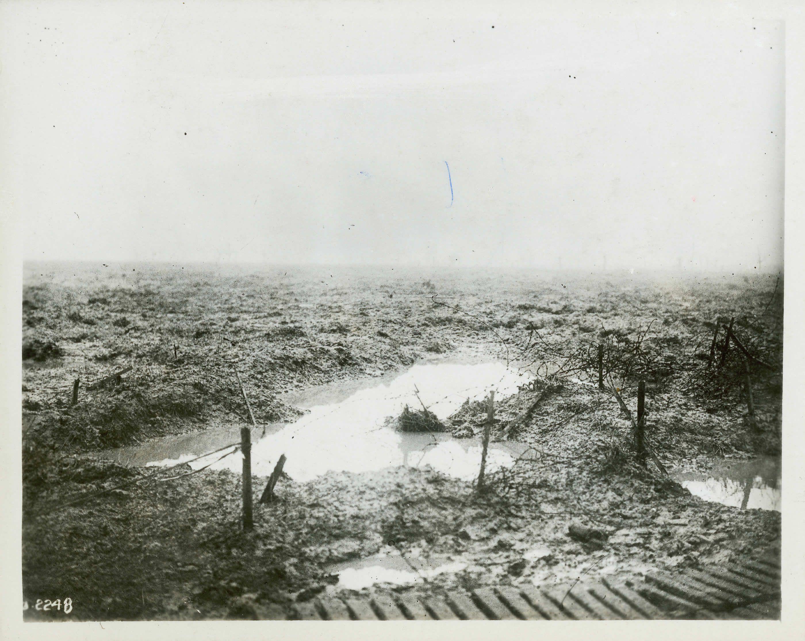 Tweede Slag om Passchendaele.
