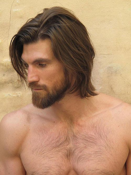 Amazing Hairstyle Cheveux Long Homme Cheveux Mi Long Cheveux