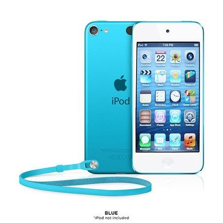 Apple® iPod touch® 5 iOS 7 32GB Dual-Camera MP3 Player & Headphones - Assorted Colors at 18% Savings off Retail!