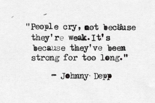 Johnny Depp ladies and gents.