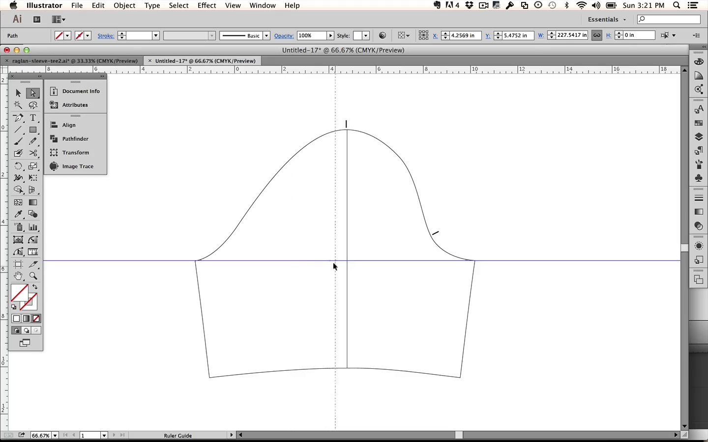 Patternmaking in illustrator guides sew little time patternmaking in illustrator guides jeuxipadfo Image collections