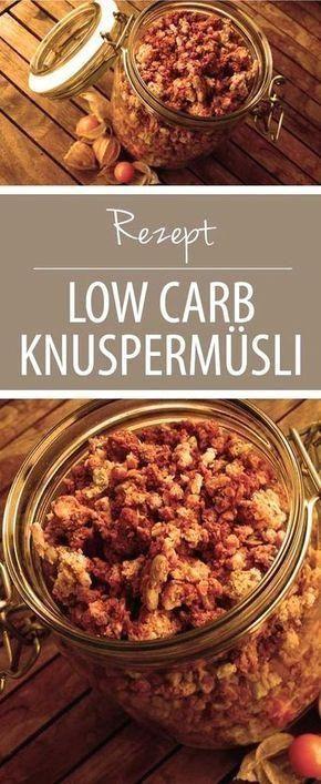 Fai da te: prepara tu stesso cereali a basso contenuto di carboidrati