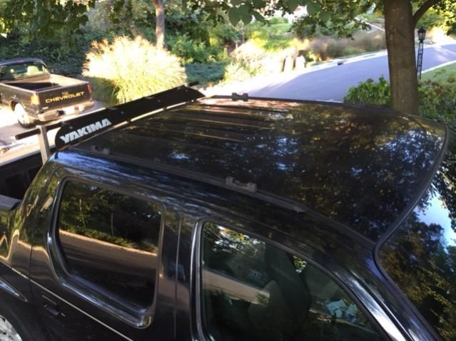 Non Oem Roof Rack Options Honda Ridgeline Owners Club Forums Roof Rack Honda Ridgeline Roof