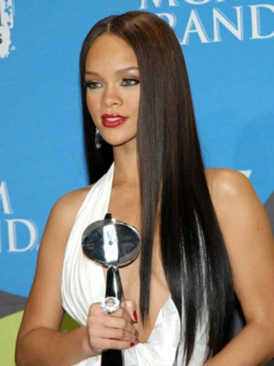 Bone Straight Celebrities Hairstyles Pinterest Hair Hair