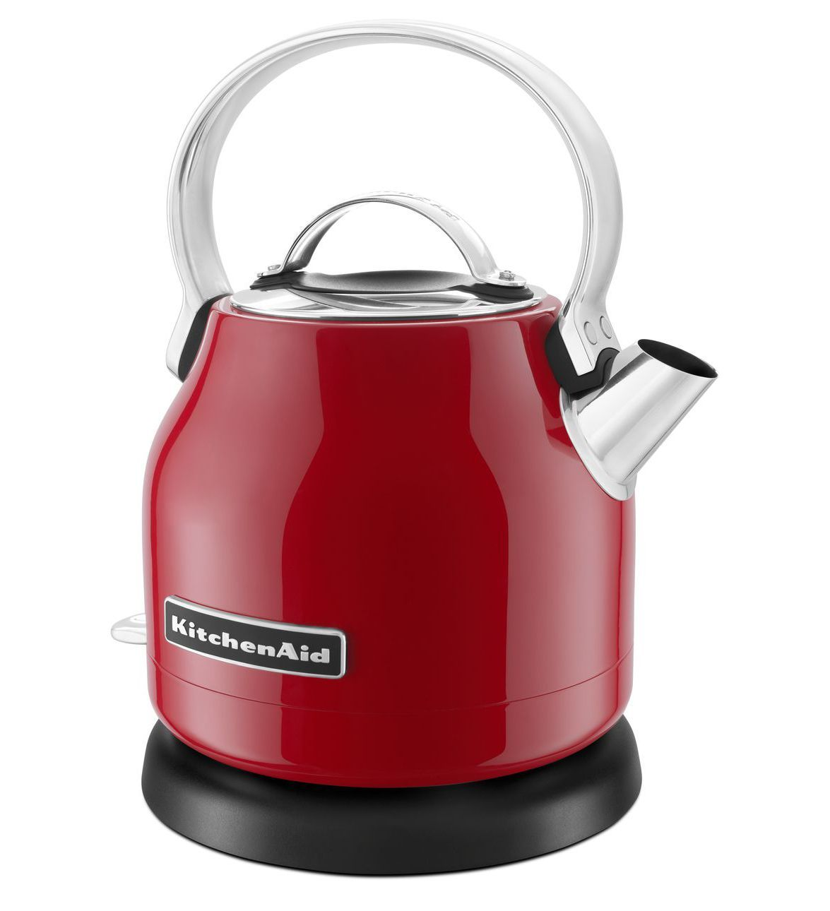 kitchenaid 4 1 2 quot red stainless steel 1 25l electric kettle empire red the kitchenaid 174 electric kettle is simple to use and offers 4498