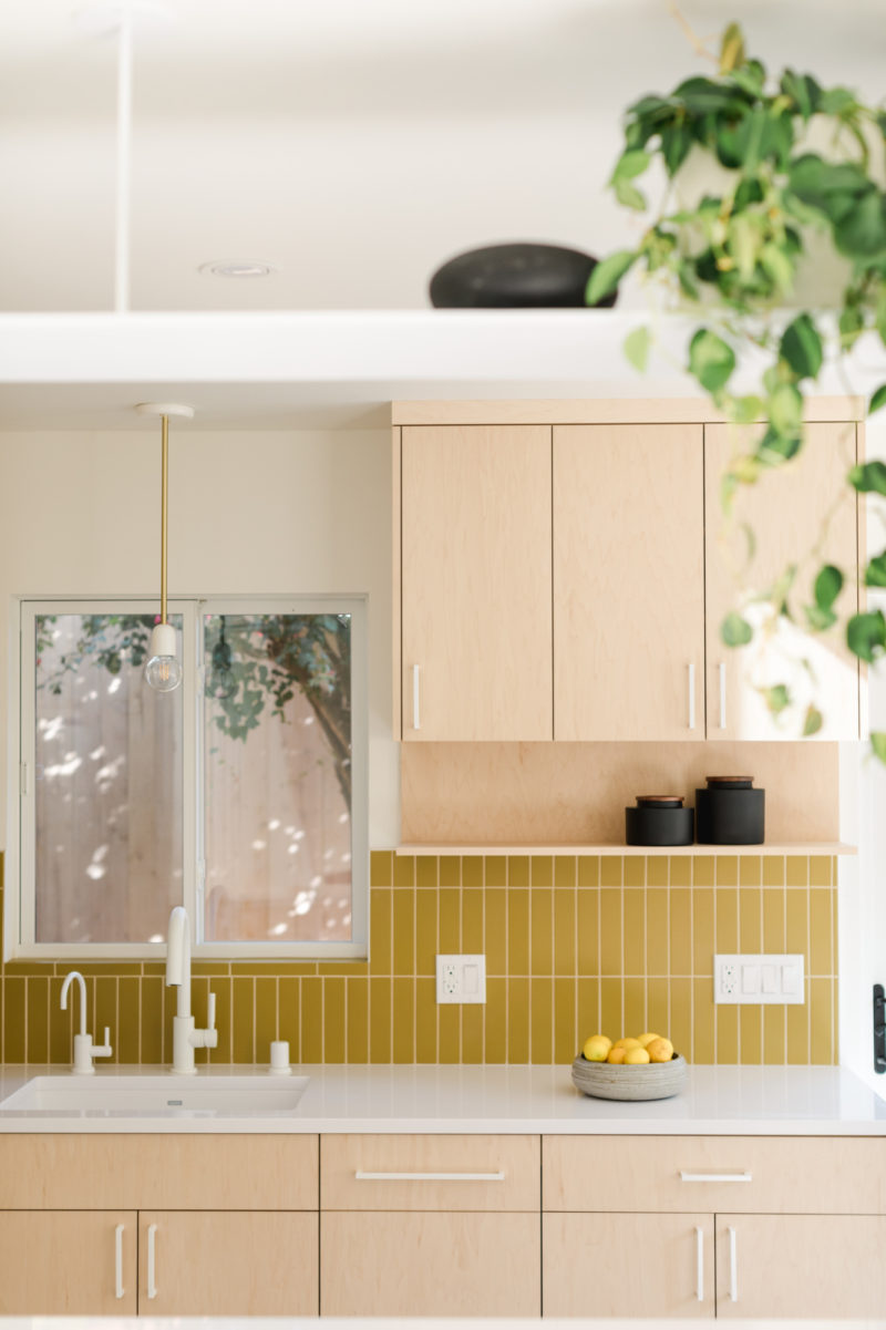 Alternatives To Mustard Subway Tiles Fireclay Tile Fireclay Tile In 2020 Modern Kitchen Tiles Kitchen Colors Fireclay Tile