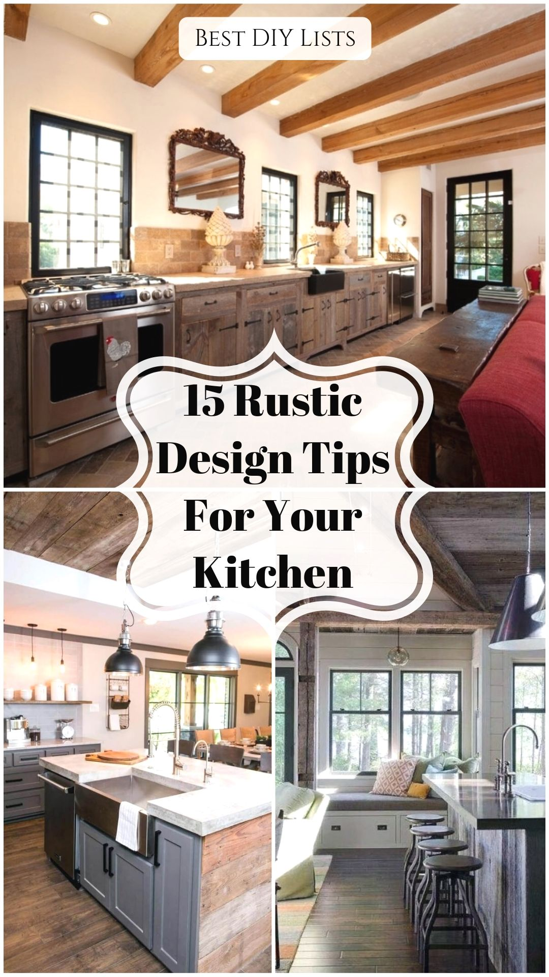 Rustic Kitchen Decorations BEST DIY LISTS in 2020