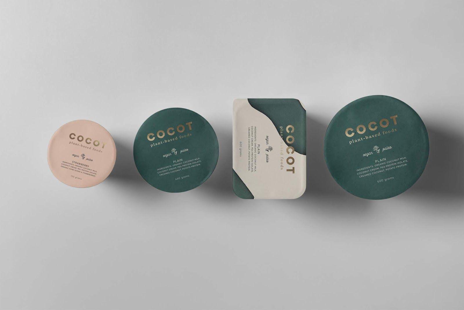 Cocot Packaging Packaging Design Design Packaging Design