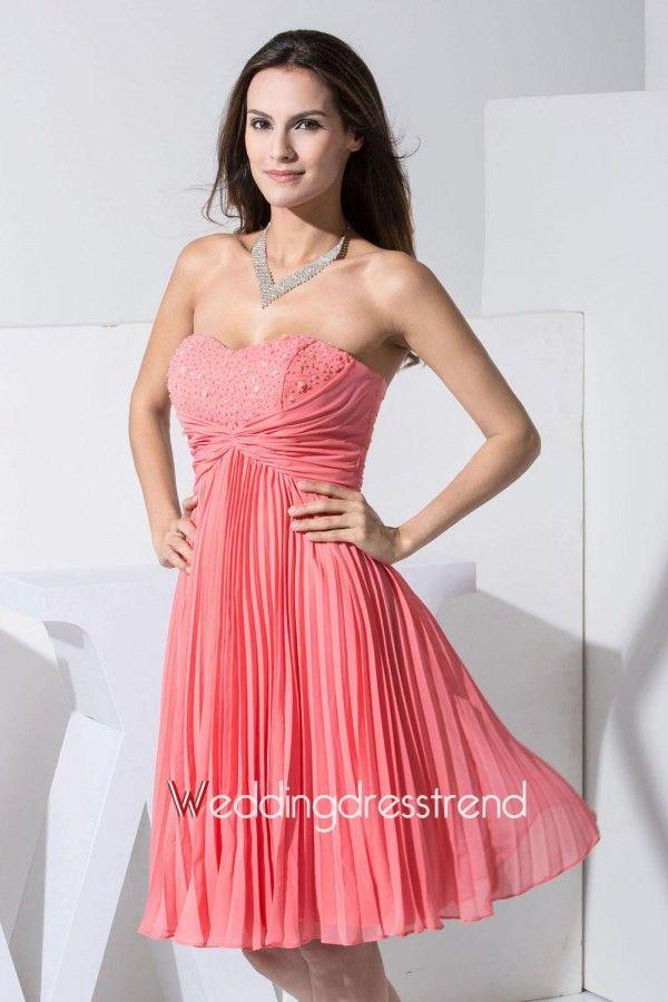 Asombroso Vestidos De Dama De Menores De 40 Años Ideas Ornamento ...