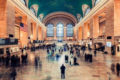 Grand Central Station, New York City, New York by Maico Presente